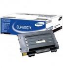 Samsung CLP-510D7K high capacity black toner ORIGINAL