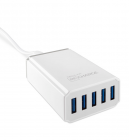 Techlink Recharge 5 x 2A Usb Power Supply 5 Way Cable