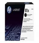 HP 81X CF281X high capacity black toner Original HP