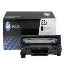 HP 83A black toner original CF283A
