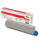 OKI 43487709 yellow toner ORIGINAL