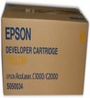 Epson S050034 yellow toner ORIGINAL