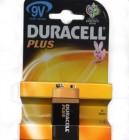 Duracell 9V Batterie