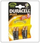 Duracell AAA Batteries 4 Pack