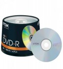 50 DISCS TDK BLANK DVD RECORDABLE DVD Minus R 4 Point 7GB