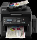 EcoTank L4500 This 4-in-1 Wi-Fi printer with ink tank system