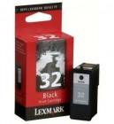 Lexmark 32 Black Inkjet Print Cartridge Original
