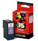 Lexmark 35 XL Colour ink Cartridge Original