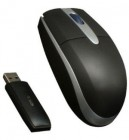 Wireless Mouse USB Black