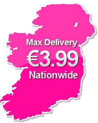 Max Delivery €3.99 Nationwide